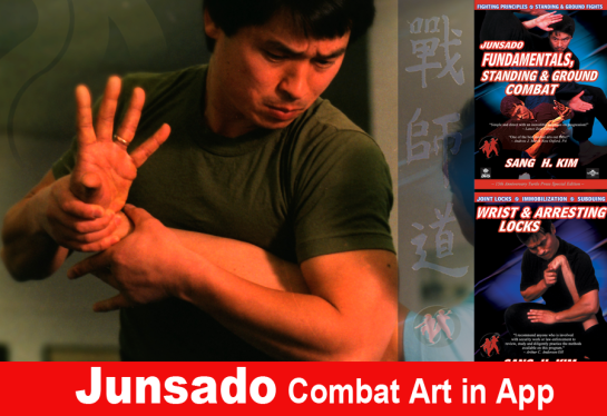 Junsado Combat Art in App