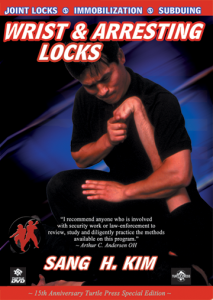 Junsado wrist locks